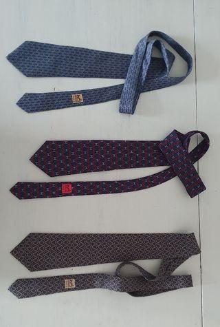 Corbatas Hermes