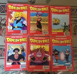 Dragon Ball cómics