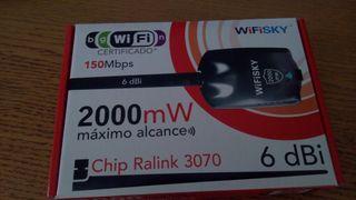 Antena Wifi USB Wifisky