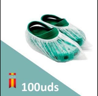 Cubre zapatos 100 unidades
