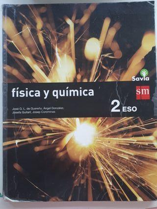Física y química 2° ESO Editorial SM