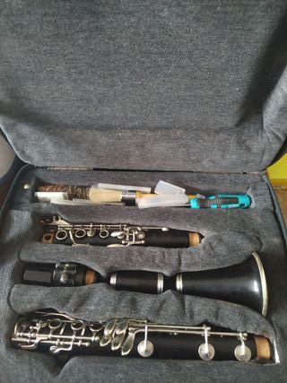 clarinete selmer 17 llaves
