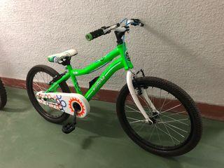 Bicicleta para niño de 4-6 años