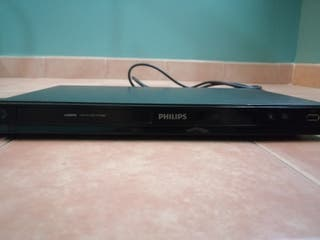 Reproducción DVD Philips con 2 PELICULAS