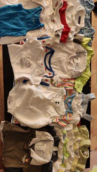 pack de ropa de bebe