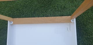 Mesa habitat metal madera