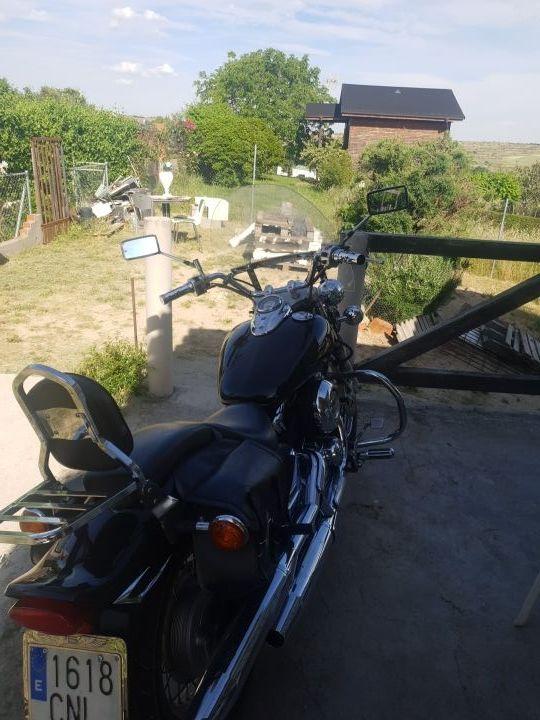 yamaha drag star 650cc