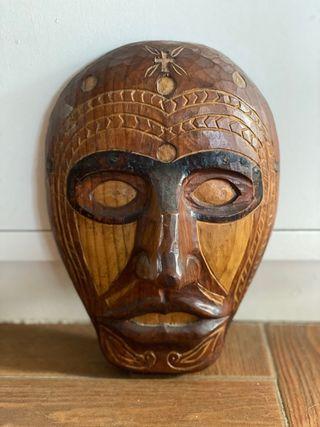 Máscara de pared
