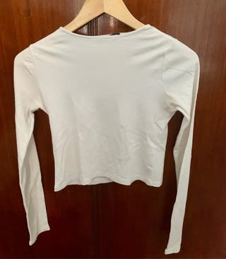 Camiseta blanca Brandy & Melville