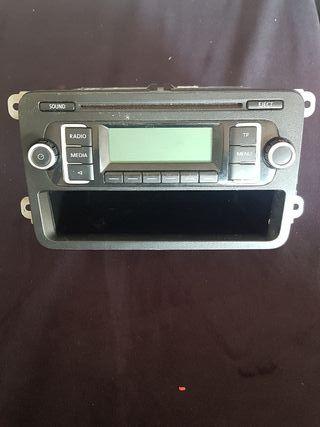 radio cd oreginal para volkswagen