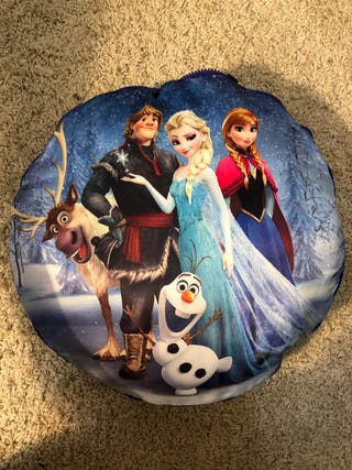 Almohada Reversible Frozen
