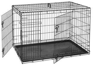 jaula grande perro