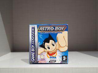 Astro boy Omega Factor Gameboy Advance