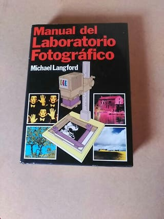 """manual del laboratorio fotográfico"" H.BLUME 1981"