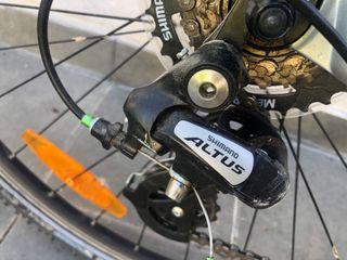 Bici Trek Hibrida