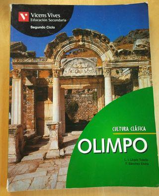 Cultura clásica Olimpo Vicens Vives 2004