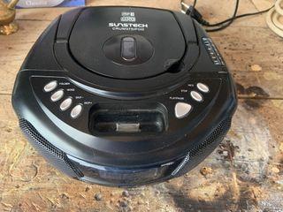 Radiocassette mp3 / usb