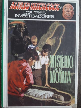 Libro - Misterio de la momia