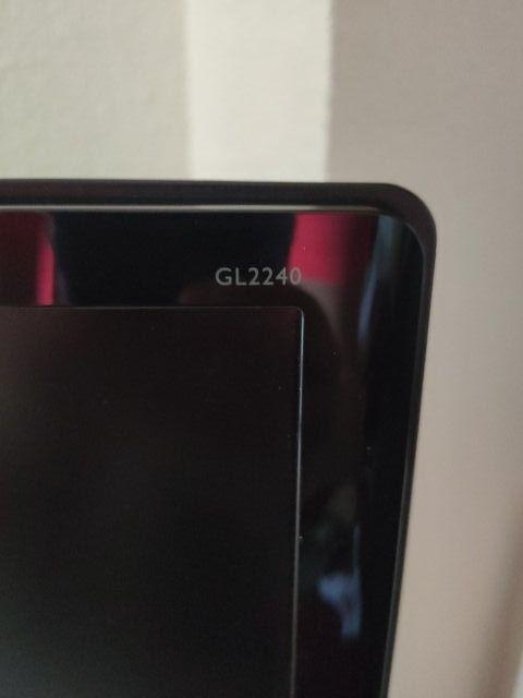Monitor BenQ GL2240 ordenador LED