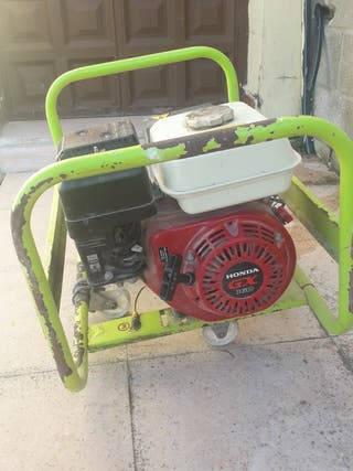 vendo generador eléctrico honda 2500 w