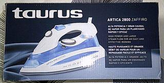 plancha Taurus Artica 2800 Zaffiro.nueva.