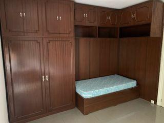Mueble dormitorio / cama incluida