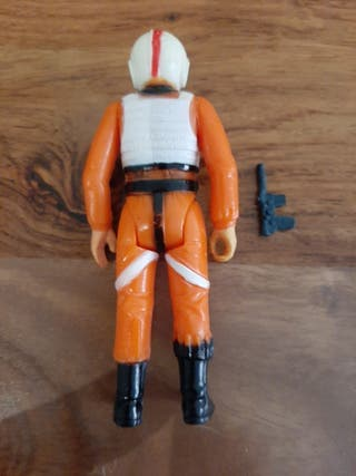 Star Wars luke skywalker pilot vintage