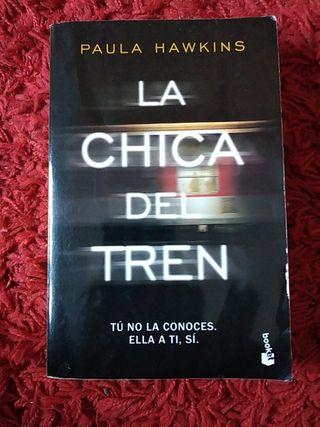 LA CHICA DEL TREN - Paula Hawkins.