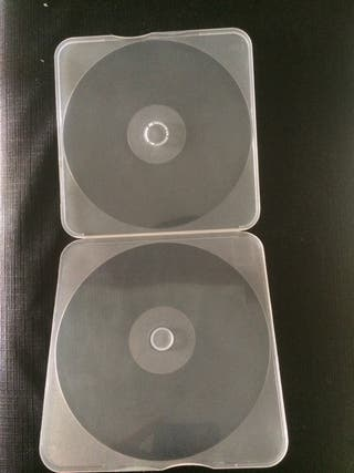 Cajas para CD