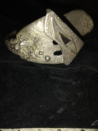 pulsera artesana en cubertería Tiffany