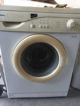 lavadora balay ts645