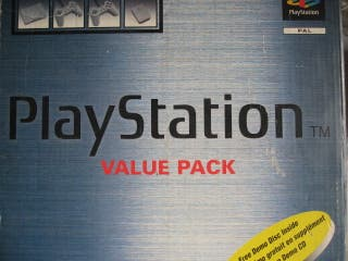 caja Playstation 1 SONY