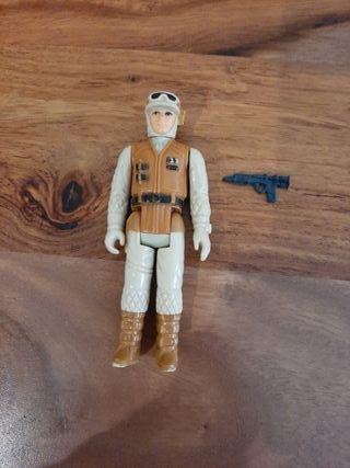 Star Wars soldier hoth vintage