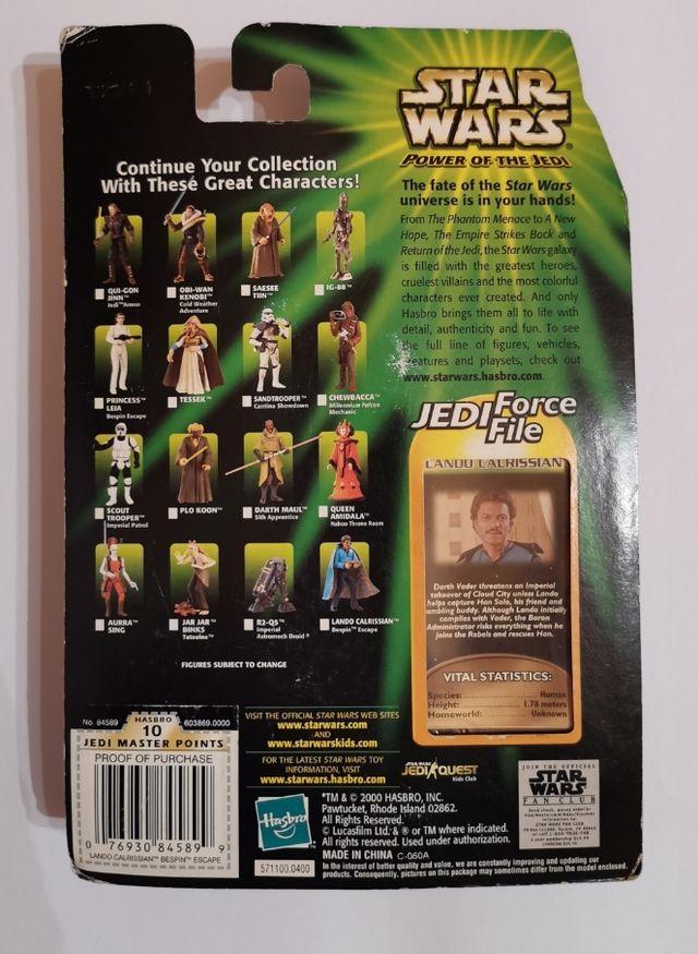 Star Wars Power Of The Jedi Lando Calrissian