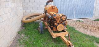 Motobomba de riego (motor Same 5cil bomba Caprari)