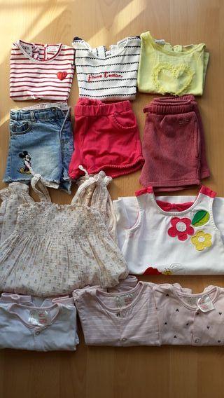 Lote ropa bebé 9-12 meses (80 cms)