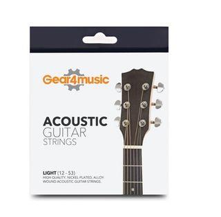 Cuerdas de Guitarra Acústica 85/15