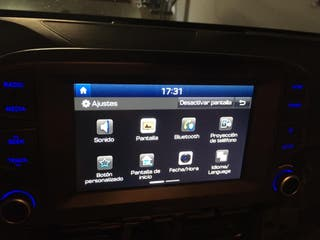 Equipo de música Hyundai Kona