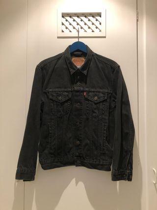 Cazadora vintage Levi's negra