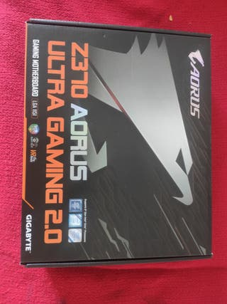 Placa Base Gigabyte z370 Aorus Ultra Gaming