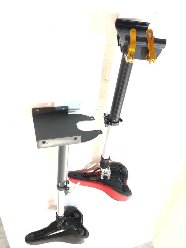 Lote de 2 sillines para patinete electrico Xiaomi