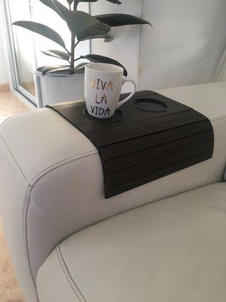 A estrenar!!! Porta vaso Madera sofà