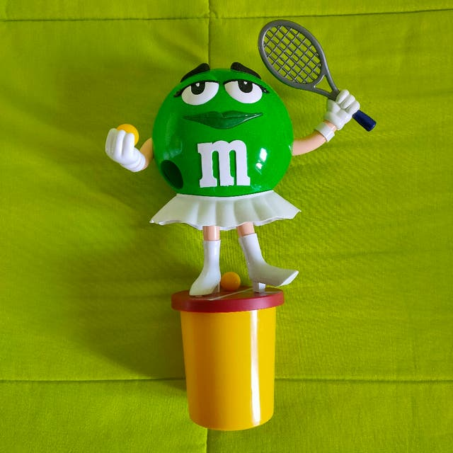 Dispensador de M&M's
