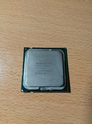 Procesador Intel Celeron 2,5 GHz 64 bits 2 núcleos