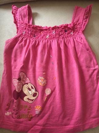 Camiseta Disney niña