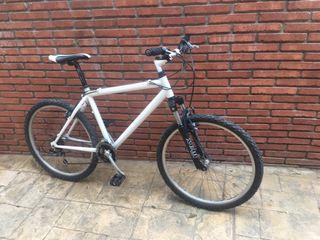 Bicicleta de aluminio talla M-L