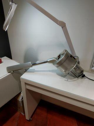 Vaporizador profesional para limpiezas de cutis