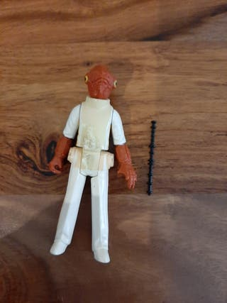 Star Wars comandante Ackbar vintage
