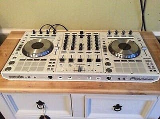 Pioneer Ddj Sx White Limited Edition