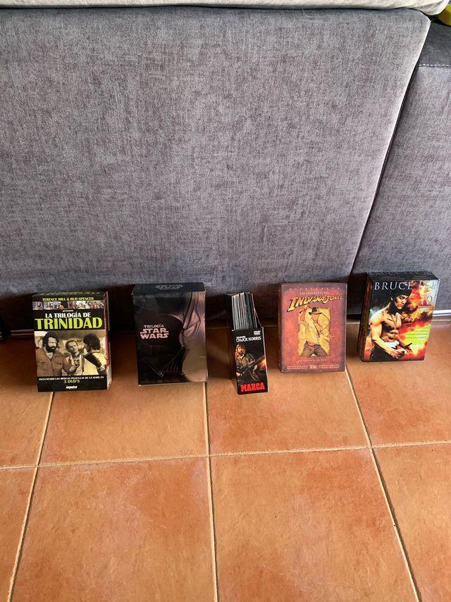 DVDs Antiguos